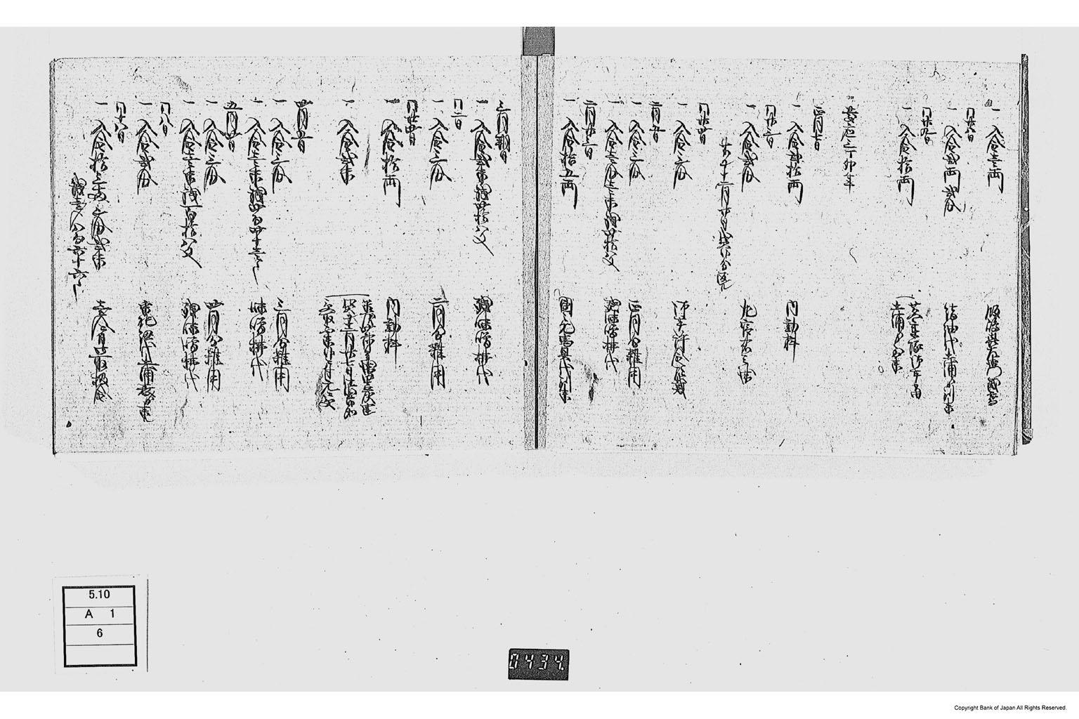 古文書(冊子・一紙・巻子・絵図...